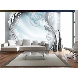Murando DeLuxe Tapeta nebeský ornament 150x105 cm