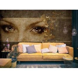 Murando DeLuxe Lidé a umění (150x116 cm) -  tajemství pohledu
