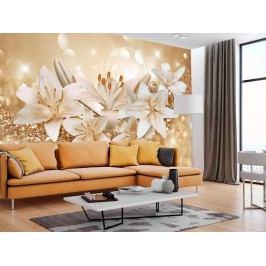 Murando DeLuxe Zlaté lilie 150x105 cm