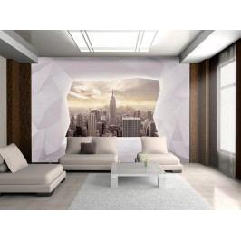 Murando DeLuxe 3D tapeta (150x105 cm) -  Výhled