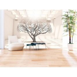 Murando DeLuxe Tapeta strom budoucnosti ll. 150x105 cm