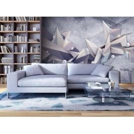 Murando DeLuxe 3D tapeta (150x105 cm) -  Mrazivé ostří