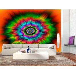 Murando DeLuxe Tapeta barevná (150x105 cm) -  kalejdoskop