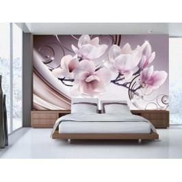Murando DeLuxe Setkání s magnolií 150x105 cm