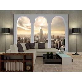 Murando DeLuxe Odpoledne v New Yorku 150x105 cm