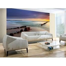 Murando DeLuxe Tichá pláž 150x116 cm