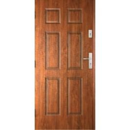 Dveře Thermika 4+2 panely