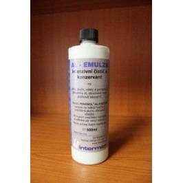 AL Emulze - intenzivní čistič na AL plochy 500ml + hadřík