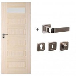 DRE Rámové dveře SCALA A1 - AKCE kování zdarma