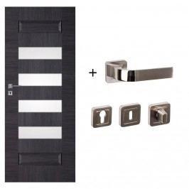 DRE Rámové dveře SCALA B7 - AKCE kování zdarma