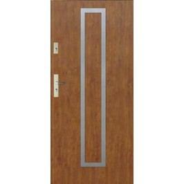 Dveře Thermika Correra s aplikací