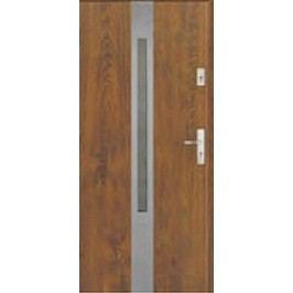 Dveře Thermika Elevado 2  s vitráží