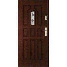 Dveře Prima 9 Paneli vitráž B