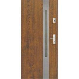 Dveře Prima Thermo Elevado 1 s vitráží