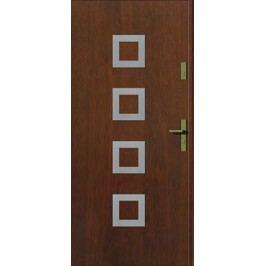 Dveře Prima Thermo Kwadro INOX