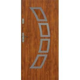 Dveře Prima Thermo Lima INOX s aplikací