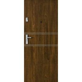 Vstupní dveře VERTE FORES BASIC MODEL 4