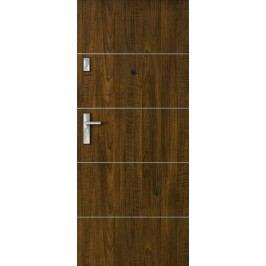Vstupní dveře VERTE FORES BASIC MODEL 6