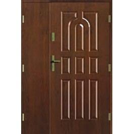 Dveře Thermika Falc 9 Paneli dvoukřídlé