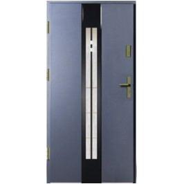 Dveře Thermika Lanza s vitráží