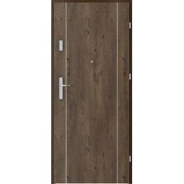 Vstupní dveře Porta Opal Plus frézované model 1