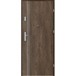 Vstupní dveře Porta Opal Plus frézované model 3