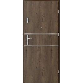 Vstupní dveře Porta Opal Plus frézované model 4