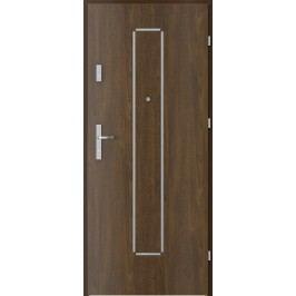 Vstupní dveře Porta Opal Plus frézovaný office model 7