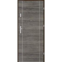 Vstupní dveře Porta Agat Plus s intarzií model 1