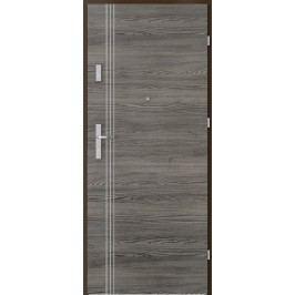 Vstupní dveře Porta Agat Plus s intarzií model 3