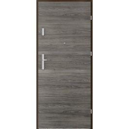 Vstupní dveře Porta Agat Plus s intarzií model 4