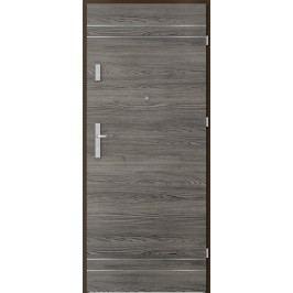 Vstupní dveře Porta Agat Plus s intarzií model 5