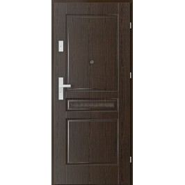 Vstupní dveře Porta Agat Plus frézované office model 3