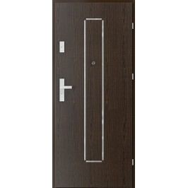 Vstupní dveře Porta Agat Plus frézované office model 7