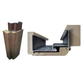 Systém pro obklad kovové zárubně - fólie RÝHOVANÁ (R)