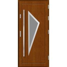 Vchodové dřevěné dveře AGMAR - JAREN