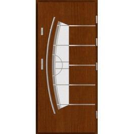 Vchodové dřevěné dveře AGMAR - TOLGA