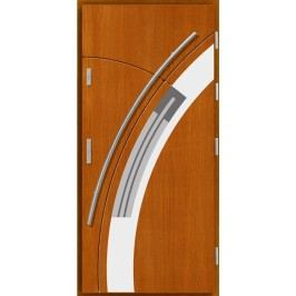 Vchodové dřevěné dveře AGMAR - MANGALA