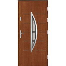 Vchodové dřevěné dveře AGMAR - KRONOS
