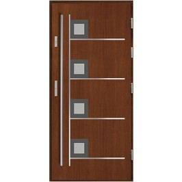 Vchodové dřevěné dveře AGMAR - GEMINI