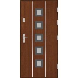 Vchodové dřevěné dveře AGMAR - SENJA