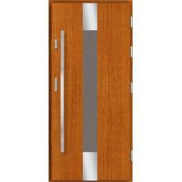 Vchodové dřevěné dveře AGMAR - VIRGO