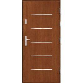 Vchodové dřevěné dveře AGMAR - NINO