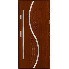Vchodové dřevěné dveře AGMAR - NOMA
