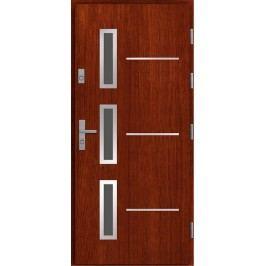 Vchodové dřevěné dveře AGMAR - MARE
