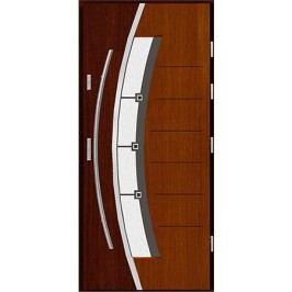 Vchodové dřevěné dveře AGMAR - TIARA