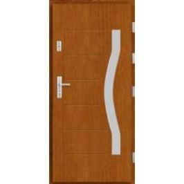 Vchodové dřevěné dveře AGMAR - TALAZJA