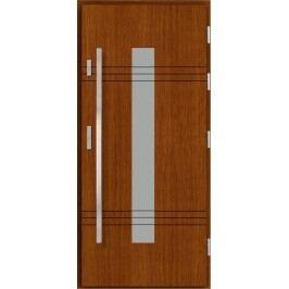 Vchodové dřevěné dveře AGMAR - CETUS