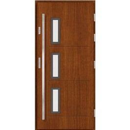 Vchodové dřevěné dveře AGMAR - AVALON
