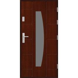 Vchodové dřevěné dveře AGMAR - ALMELO